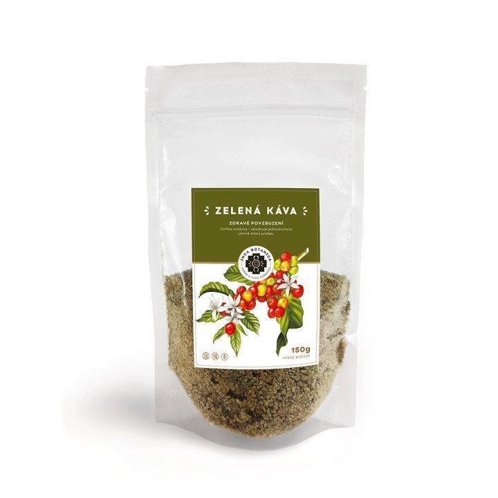 Zelená káva Inca Botanica